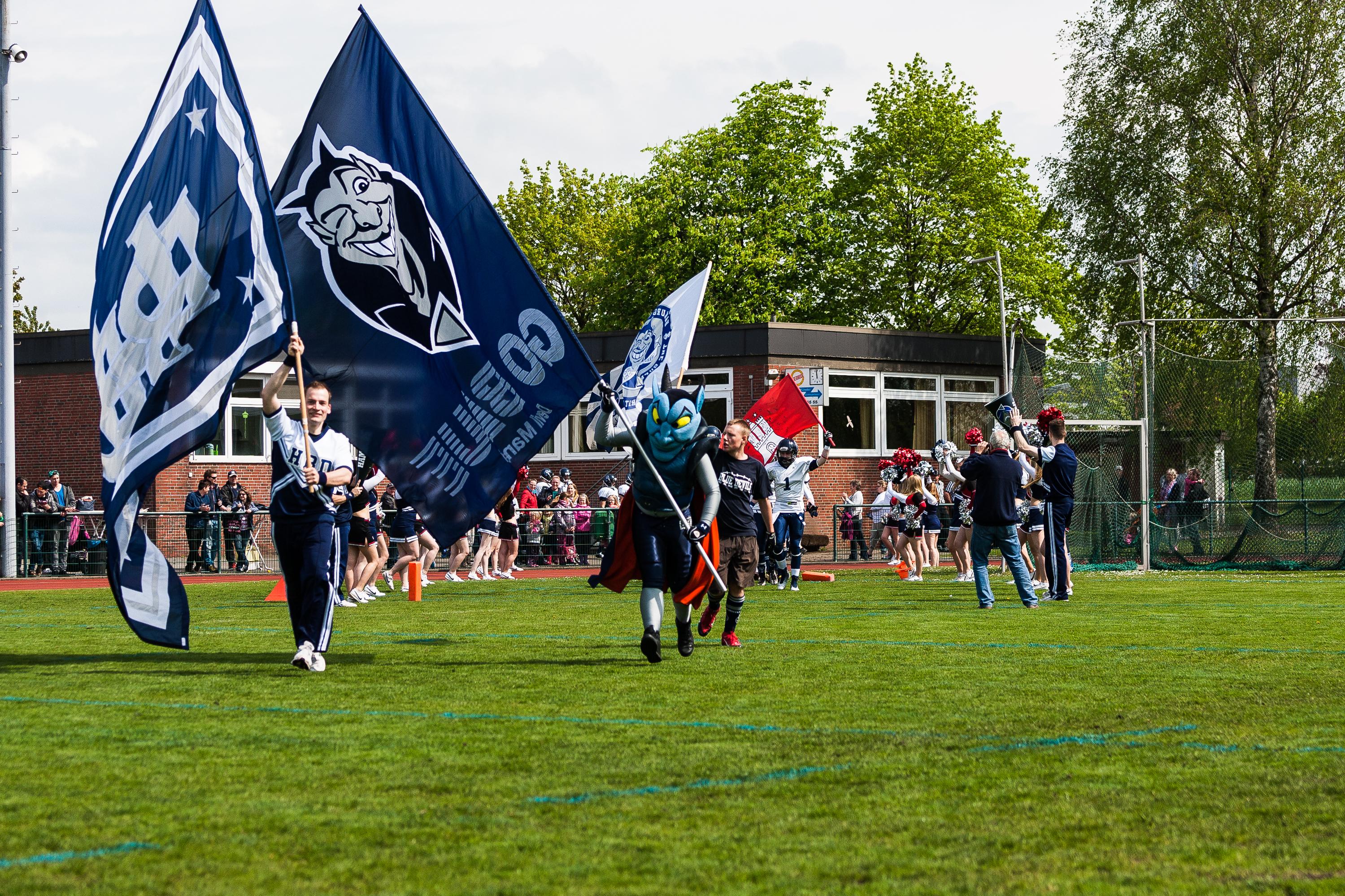 Hamburg Blue Devils