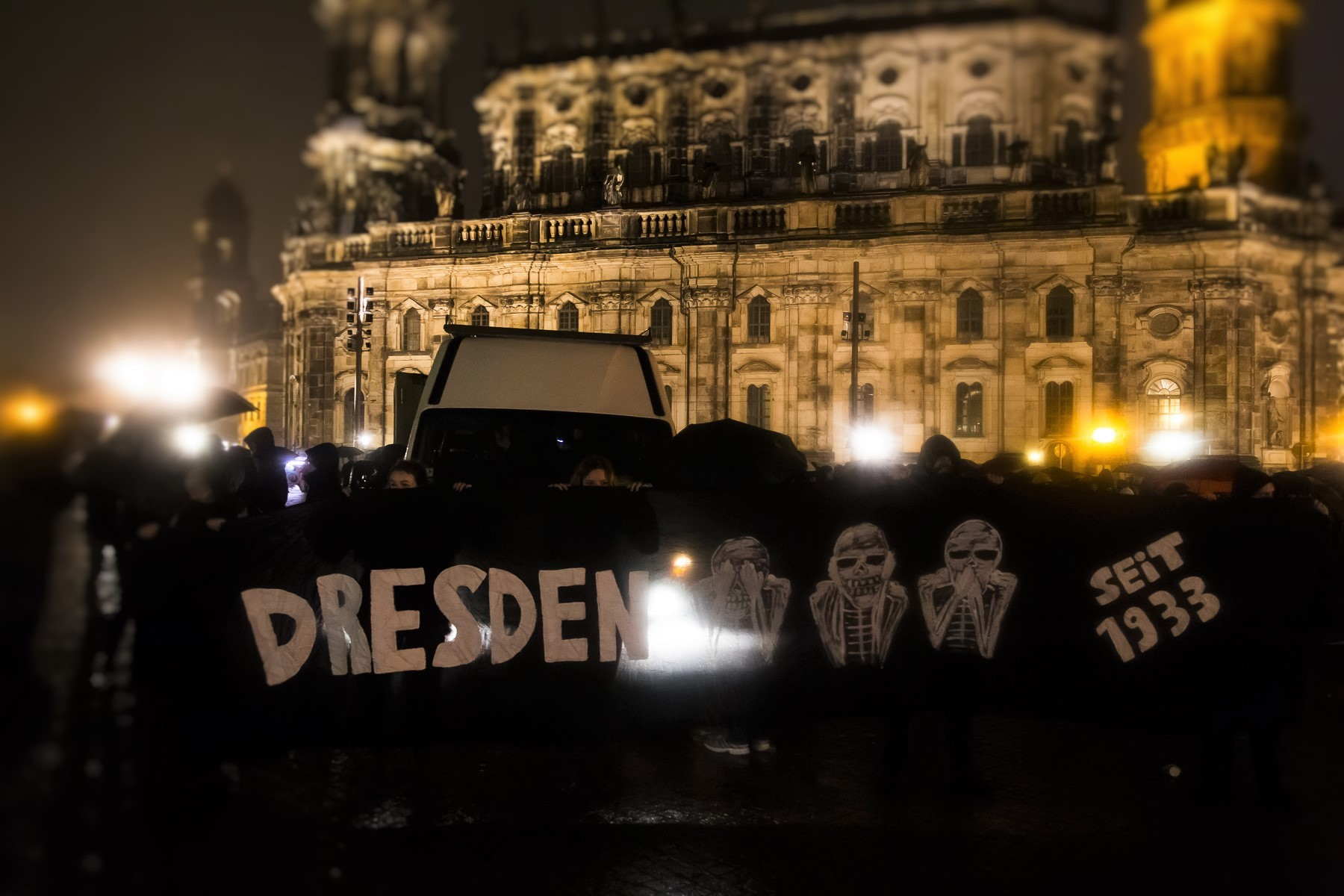 Gepida Demonstration