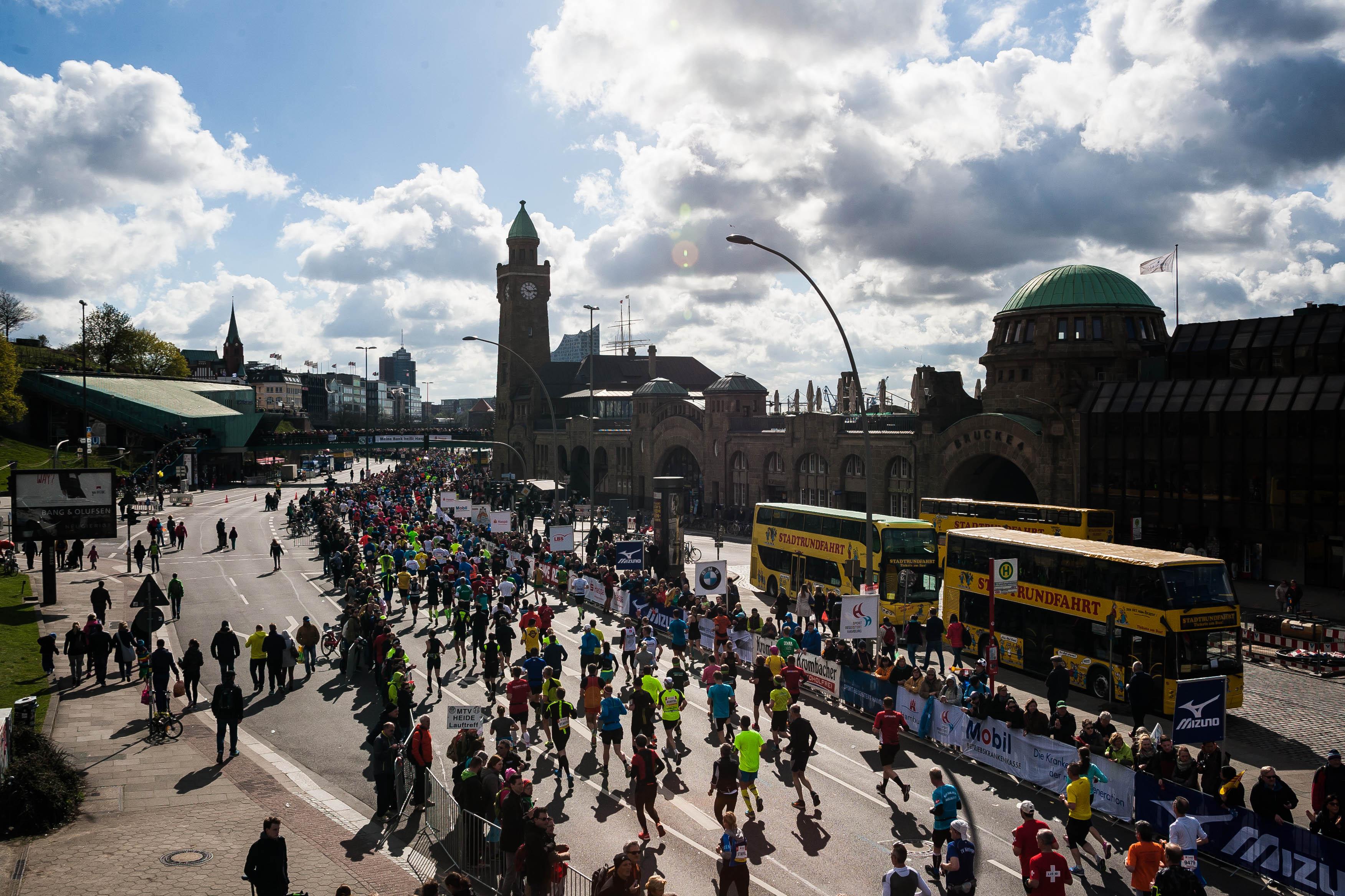 Haspa Marathon 2016