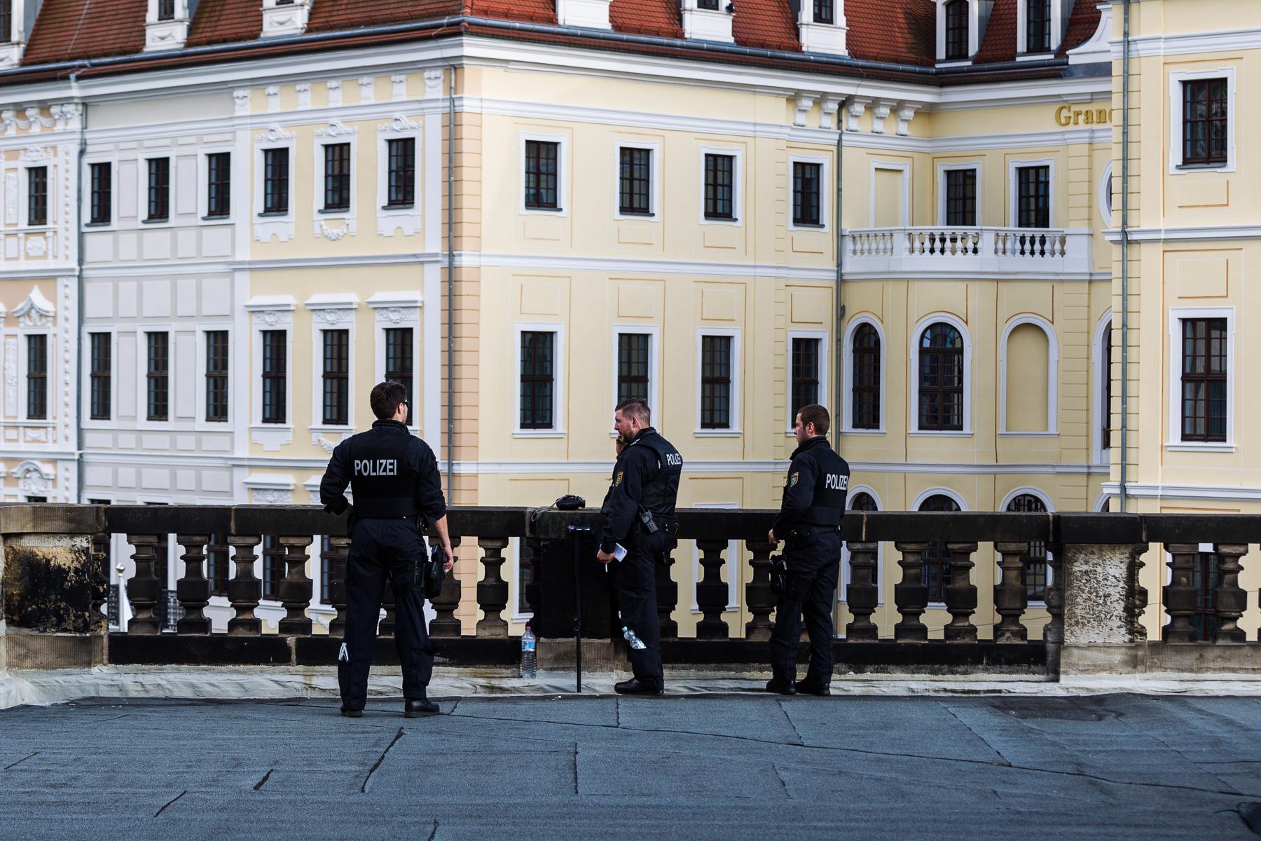 Die Bilderberg-Konferenz in Dresden