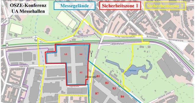 OSZE Treffen in Hamburg