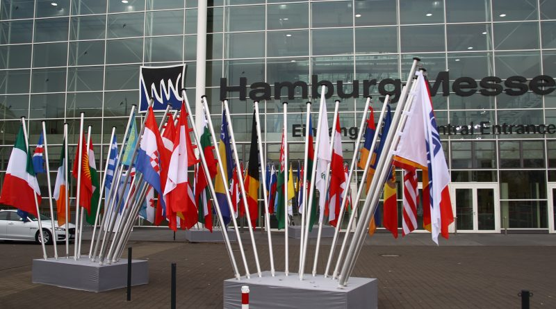OSZE Gipfeltreffen in Hamburg