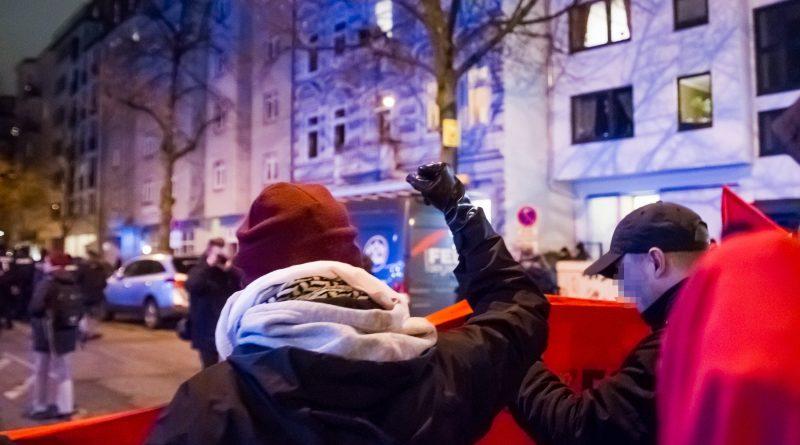 Demonstrationen zum OSZE Gipfel in Hamburg