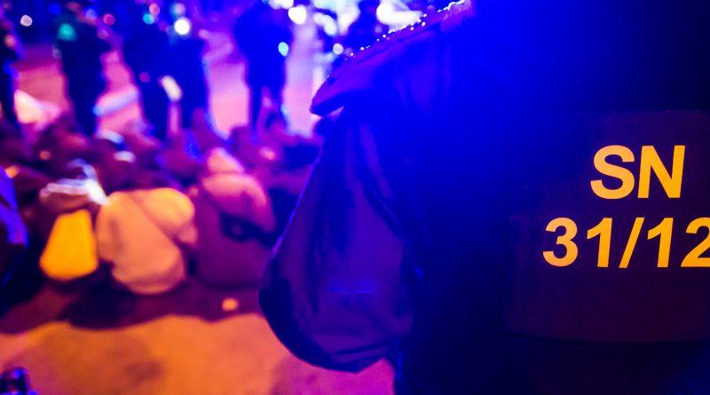Mehrere Blockadeversuche bei Neonazi Aufmarsch in Dresden