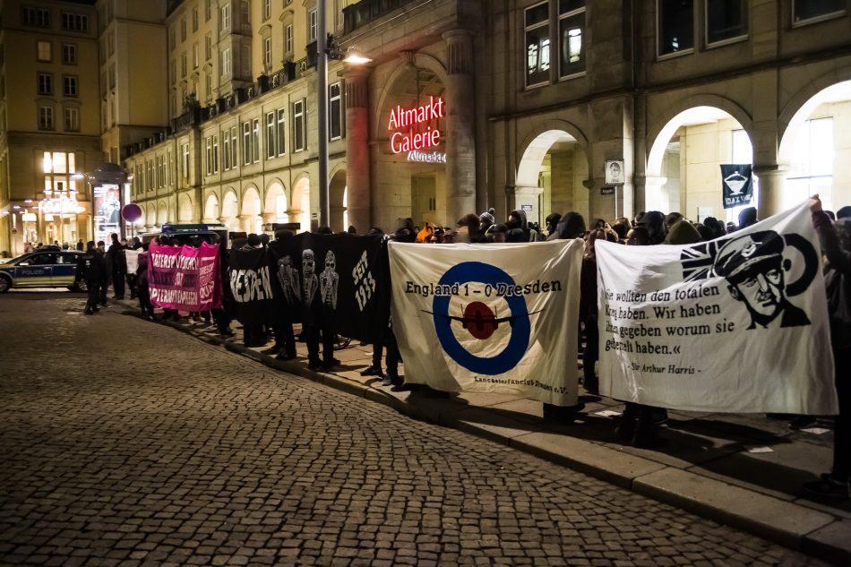 Die Gruppe Nope hat zu einer Demonstration gegen die Kundgebung der Afd auf dem Altmarkt aufgerufen