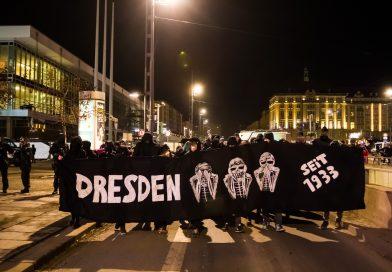 Demo gegen Afd auf dem Altmarkt
