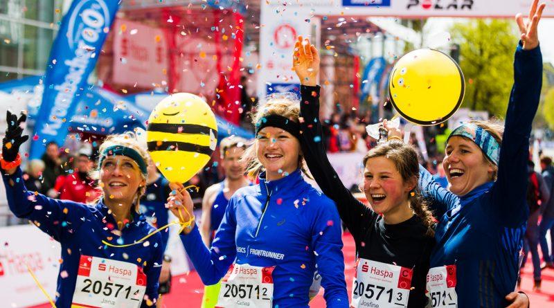 32. Haspa Marathon in Hamburg