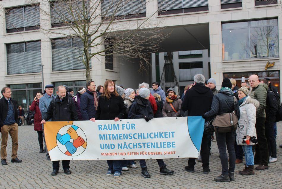 Die Demonstration gegen Ittner sind vielfältig gewesen