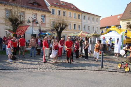 Veranstaltung gegen das Rechtsrock Festival in Ostritz