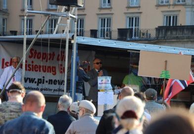 "PEGIDA und ""Corona-Rebellen"" in Dresden"