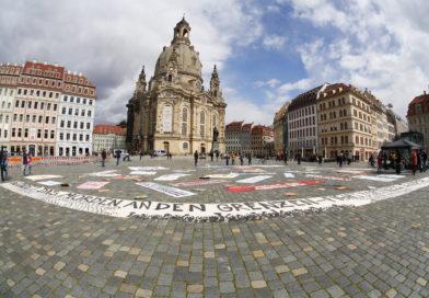 """""""Rassismus zur Sprache bringen"""" – Seebrücke-Demonstration in Dresden"""