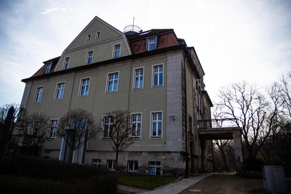 Villa von Martin Mutschmann
