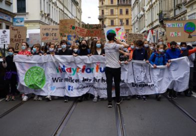 Fridays for Future in Dresden
