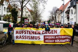 AFD Parteitag Hannover (51 von 70)