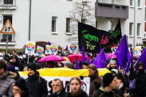 AFD Parteitag Hannover (57 von 70)