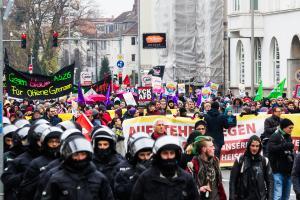 AFD Parteitag Hannover (62 von 70)