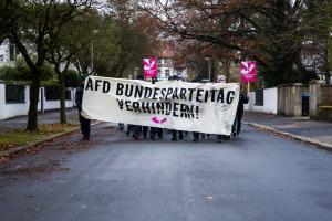AFD Parteitag Hannover (1 von 70)