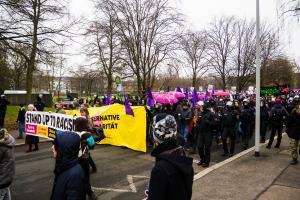 AFD Parteitag Hannover (43 von 70)