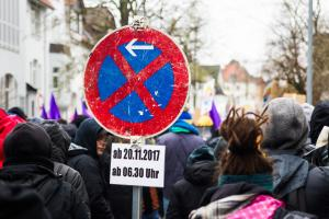 AFD Parteitag Hannover (49 von 70)