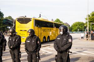 07. Juli 2017 G20 Krawalle-28