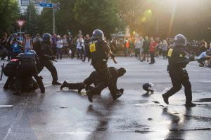 07. Juli 2017 G20 Krawalle-33