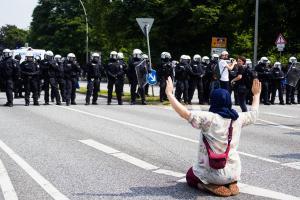 07. Juli 2017 G20 Krawalle-5