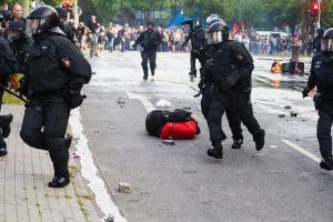 07. Juli 2017 G20 Krawalle-57