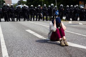 07. Juli 2017 G20 Krawalle-6