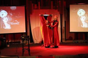 Comic-Tempel Convention