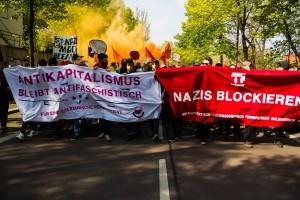 01. Mai 2017 Die Rechte in Halle-10