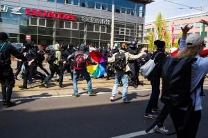01. Mai 2017 Die Rechte in Halle-21