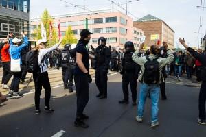 01. Mai 2017 Die Rechte in Halle-29
