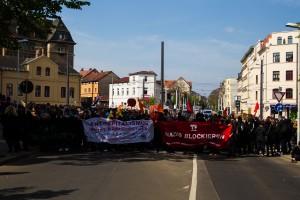 01. Mai 2017 Die Rechte in Halle-3