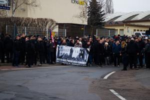 Demonstrationen am 10. Februar 2018 in Dresden