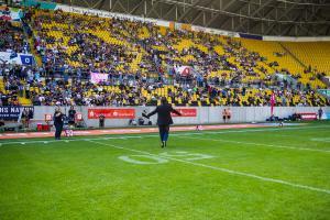 10. Juni 2017 Dresden Monarchs gegen Kiel Baltic Hurricanes-2