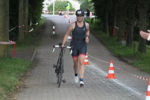 Elbe Triathlon 2017 in Hamburg