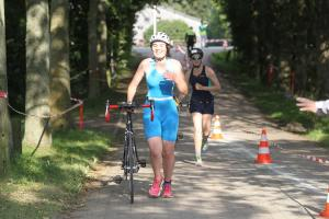 Elbe Triathlon 2017 in Hamburg