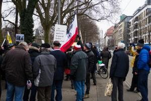 11. Februar Neonazi Demos in Dresden-11