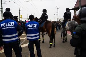 11. Februar Neonazi Demos in Dresden-18