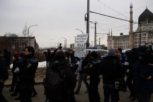 11. Februar Neonazi Demos in Dresden-23