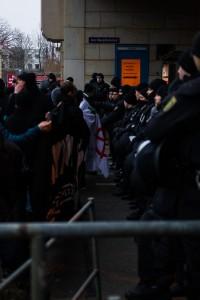 11. Februar Neonazi Demos in Dresden-29