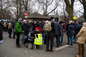 11. Februar Neonazi Demos in Dresden-4