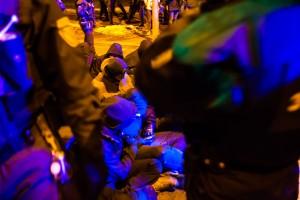 11. Februar Neonazi Demos in Dresden-44