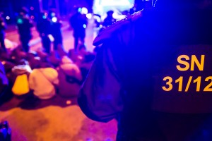 11. Februar Neonazi Demos in Dresden-45