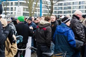 11. Februar Neonazi Demos in Dresden-6