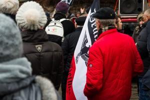 11. Februar Neonazi Demos in Dresden-9