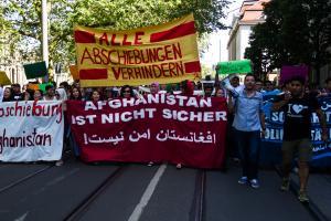 11 Juni 2017 Abschiebe Demo in Dresden-14