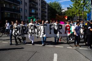 11 Juni 2017 Abschiebe Demo in Dresden-16