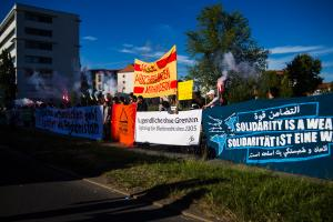 11 Juni 2017 Abschiebe Demo in Dresden-22