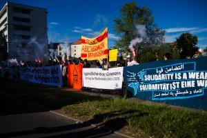 11 Juni 2017 Abschiebe Demo in Dresden-23